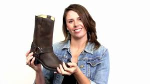 style motorcycle boots durango women u0027s classic harness boot style rd594 u0026 rd510 youtube
