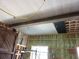 Sound Insulation Basement Ceiling by 26 Best Soundproofing Images On Pinterest Ceilings Theatre