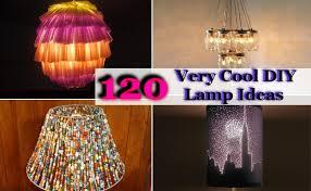 Cool Lamp Shade 120 Very Cool Diy Lamp Ideas Home So Good