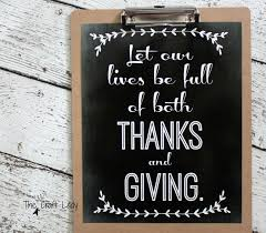 free thanksgiving sayings two thanksgiving chalkboard printables the crazy craft lady