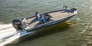 new crestliner pt18 joins the existing pt20 bass boat model