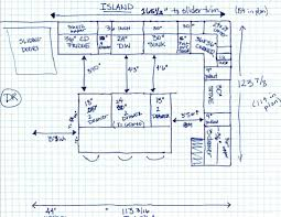 plain simple house floor plan with dimensions l on decor