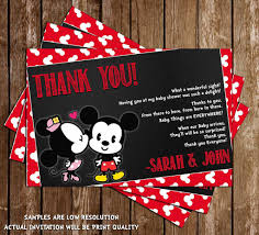 mickey mouse baby shower invitations novel concept designs mickey mouse minnie mouse gender