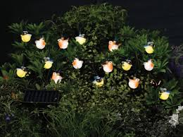 Paradise Solar Lights Costco by Decorate The Garden With Solar Landscape Lights Cement Patio