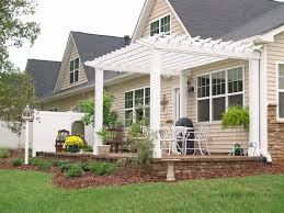 Pergola Designs With Roof by Best 25 Pergola Attached To House Ideas Only On Pinterest