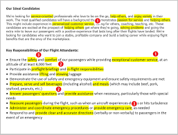 Resume For Airline Job by Flight Attendant Resume Sample U0026 Complete Guide 20 Examples