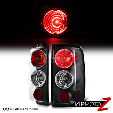2006 silverado tail light assembly 04 08 ford f 150 v8 styleside black tail lights rear brake l lh