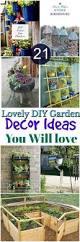21 lovely diy garden decor ideas you will love u2022 diy home decor