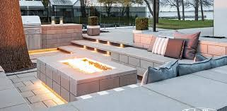 Modern Firepits Pits Photo Gallery Aspen Valley Landscape Supply Your