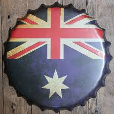 retro home decor uk vintage home wall decor united kingdom uk flag round bottle cap