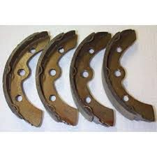 100 club car ds amazon com 4 club car brake shoes 1995 up
