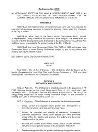 car junkyard in the philippines ordinance 8119 zoning ordinance as published zoning land lot