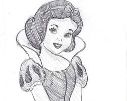 disney u0027s the princess and the frog tiana sketch drawing