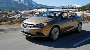 opel cascada 2017 vauxhall cascada review top gear