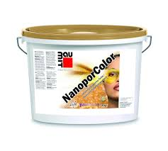 baumit nanopor colour paint self cleaning pollution resistant