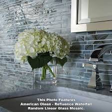 Waterfall Glass Tile Tile Store Online Your Online Tile Store For Glass Tile And Stone