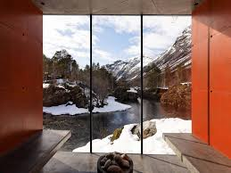 Juvet Landscape Hotel by Stay In Hotels Featured In Films From James Bond In The Austrian