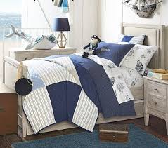 Pottery Barn Toile Bedding Kids Nautical Bedroom Boys Nautical Bedding U0026 Room Decor
