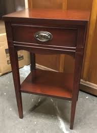 duncan phyfe 2 drawer nightstand mahogany lamps pinterest