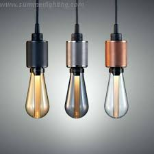 Single Pendant Lights Single Pendant Lights For Bedroom Light Led Buster Bulb With