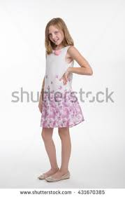 beautiful interesting dress white color stock photo 431670385
