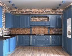 blue kitchen cabinets incorporating blue colors into kitchen cabinets and designs