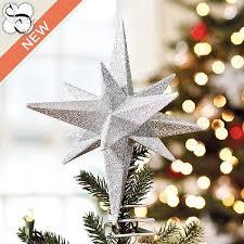 moravian tree topper kasler glittered tree topper ballard designs