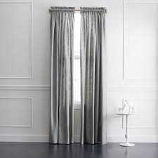 Wool Drapes Interesting Grey Ombre Curtains And Wool Curtain Heather Gray West