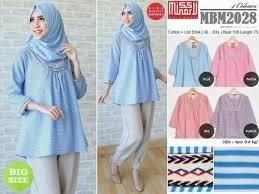 Baju Muslim Grosir pusat grosir baju wanita baju tunik mb