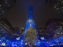 Rockefeller Tree Don T Miss The Tree Lighting At Rockefeller Center