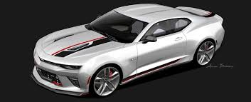 2016 camaro ss concept 2016 chevrolet camaro performance concept sema 2015 gm authority