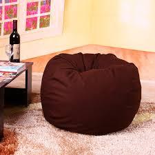 Round Living Room Chairs - kids round donut ball beanbag size d60cm beanbag chair bean bag