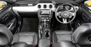 mustang gt 2015 interior vehicle review ford mustang gt