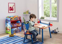 paw patrol art desk with paper roll delta children u0027s products