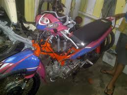 dunia modifikasi motor januari 2014 draprinal crazy doctor modifikasi yamaha jupiter z 2010 IMG 20140212 00344