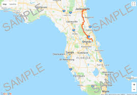 Florida Rivers images Florida rivers fishing map gif