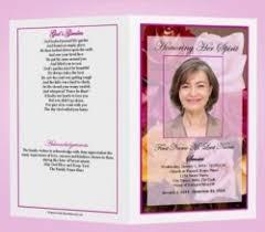Funeral Program Ideas 66 Best Order Of Service Funeral Images On Pinterest Program