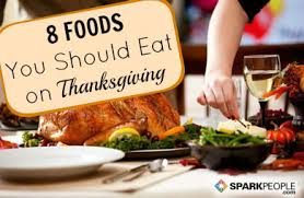 fill your plate with these thanksgiving foods slideshow sparkpeople