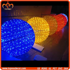 outdoor multi color hanging led lighted buy color