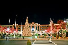 zona rosa tree lighting steiner associates mixed use projects the greene photo gallery