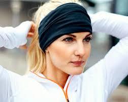 boho headband black headband wide headband headband boho headband running
