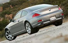 2005 bmw 6 series problems used 2006 bmw 6 series for sale pricing features edmunds