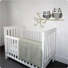 chambre bebe hiboux stickers toiles chambre bb kawaii de bande dessine ours lapin