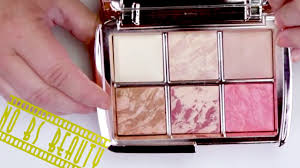 hourglass ambient lighting edit volume 1 hourglass ambient lighting edit powder palette volume 3 review and