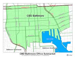 Map Of Baltimore Md 200 N Central Ave Baltimore Md 21202 Schools Property For