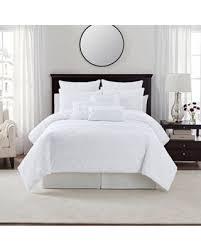 Queen Comforter Sets On Sale Huge Deal On Bridge Street Peignoir Queen Comforter Set In White