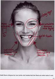 what face shape heidi klum finding a flaw mentor lo co makeup and spray tanning
