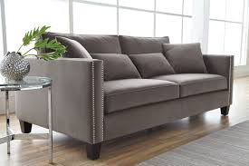 Light Grey Sofas by Cathedral Portsmouth Grey Fabric Sofa Buy Fabric Sofas Living Room