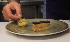 le pour cuisine card chef at château le cagnard hurlingham travel