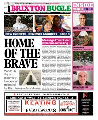 township of union and vauxhall community association hosts first brixton bugle june 2017 by brixton bugle issuu